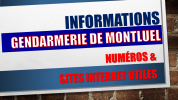 Numéros & Sites internet utiles